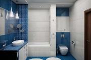 ванную площадью 5 кв.м