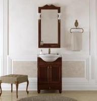 мебель для ванны из массива дерева