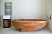 преимуществами деревянных ванн