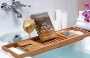 деревянная доска на ванну