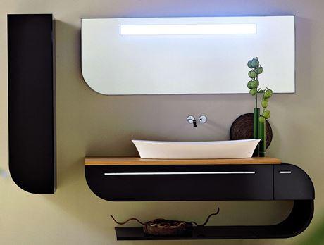 гарнитур для просторной ванны