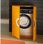 шкафы под стиральные машинки