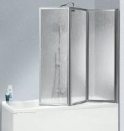 раздвижных шторок для ванны