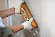 штукатурить стены в ванной комнате