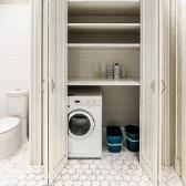 подобрать мебель под стиральную машинку