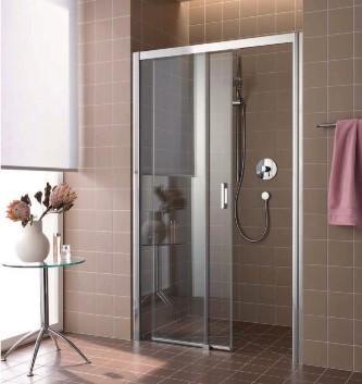 встроенный душ без поддона