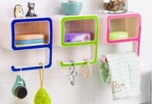 Пластиковая полка для ванны: бюджетно и функционально