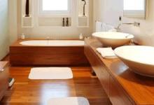 Какой выбрать пол для ванной комнаты: преимущества и недостатки