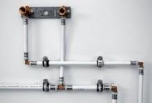 Как правильно монтировать металлопластиковые трубы для водопровода?