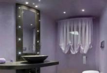 Какие бывают светодиодные светильники для ванных комнат?