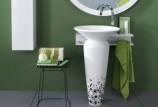 Раковина-тюльпан для ванной комнаты: советы по выбору и установке