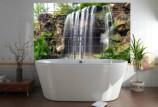 Фотоплитка для ванной комнаты: какую выбрать, как ухаживать
