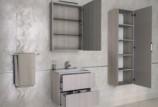 Мебель компании Акванет для ванной комнаты: качество и стиль