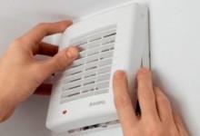 Подключение вентилятора с таймером в ванной