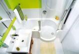Какой дизайн выбрать для маленькой ванной комнаты