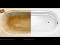 Как восстановить ванну жидким акрилом?