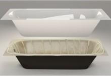 Вкладыш в ванну акриловый: отзывы и цена