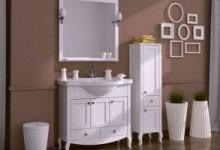 ASB Мебель для ванной: обзор популярных коллекций