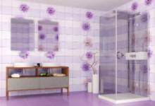 Применение панелей ПВХ для обшивки стен в ванной