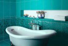 Кафель в ванной комнате: выбор, укладка, уход