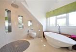 Ванная комната в белом цвете и светлых тонах — фото на 2015 год