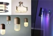 Как выбрать потолочные светильники для ванной комнаты