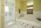 Применение гипсокартона для выравнивания стен в ванной комнате