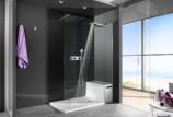 Прямоугольные и квадратные душевые кабины – практичное решение для ванны