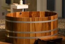 Особенности деревянных ванн: обзор вариантов, как выбрать для дома