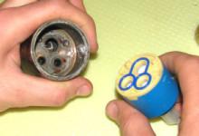 Инструкция по замене картриджа в смесителе своими руками