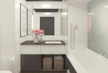 Каким должен быть дизайн небольшой ванны?