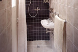 Как увеличить пространство в маленькой/тесной ванной комнате