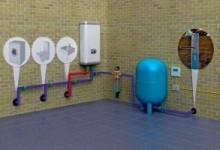 Монтаж водопровода в доме: подробная инструкция