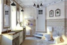 Люстра для ванной: как выбрать, где повесить?