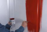 Чем (какой краской) покрасить дверь в ванной комнате?