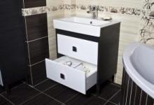 Раковины для ванной с тумбой: преимущества и разновидности