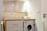 Шкаф под стиральную машинку: купить или сделать самому?