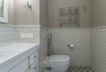 Ванная комната без плитки на стенах: обзор вариантов отделки