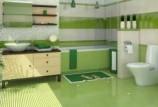 Выбор кафельной плитки для ванной с фото