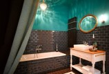 Облицовка стен ванной комнаты