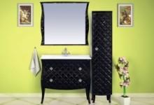 Мебель для ванны Мисти: особенности коллекций