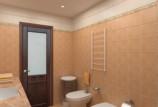 Выбор и установка межкомнатных дверей в ванной комнате