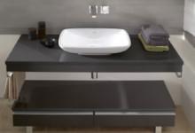 Накладные раковины-чаши для ванной: виды, особенности, установка