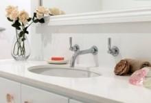 Врезная раковина для ванной комнаты: достоинства модели