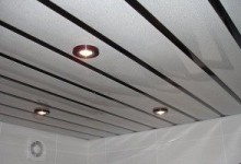 Точечное освещение в ванной комнате: преимущества и особенности монтажа светильников