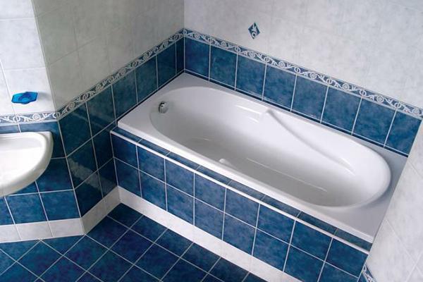 Бюджетный вариант ремонта ванной комнаты