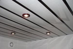 Светильники точечные в ванную комнату